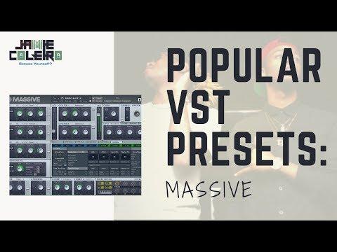 Massive Preset: Future x Metro Boomin - Wesley Presley [I Found those VST Presets #27]