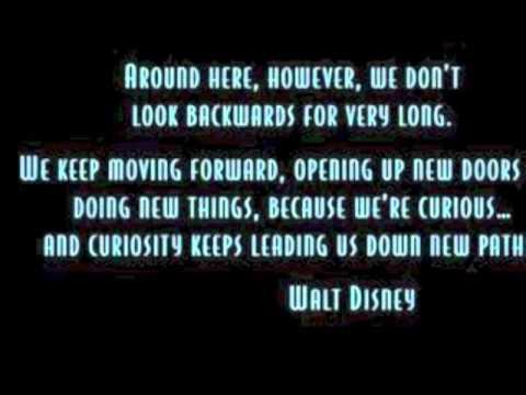 Disney speech