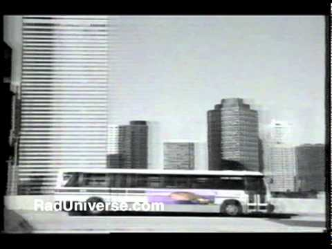Rock 103.5 FM Radio Chicago - Commercial 1995