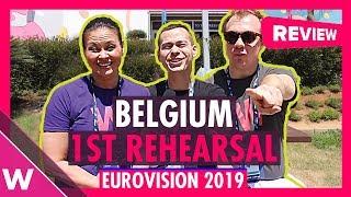 Belgium First Rehearsal: Eliot