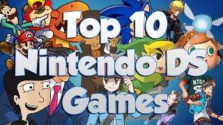 My Top 10 Nintendo DS Games