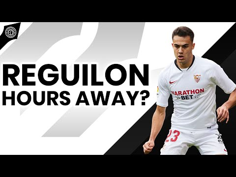 Reports In Spain – Reguilon On Verge Of United Move! | News At Old Trafford