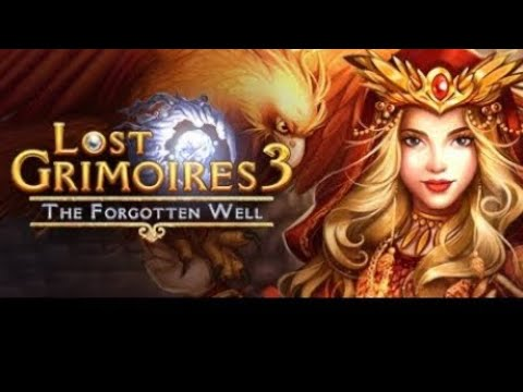Lost Grimoires 3 | The Forgotten Well |