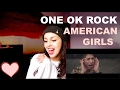 One Ok Rock - American Girls - Reaction