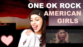 One Ok Rock American Girls REACTION