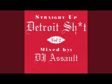 Straight up Detroit Sh*T, Vol. 2.