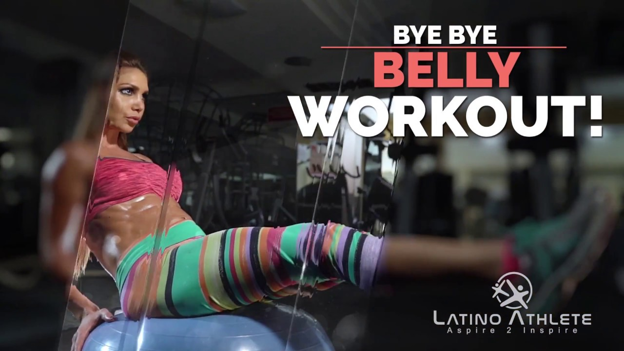 Latinathlete Best Belly Workout