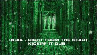 India - Right from the start (Kickin