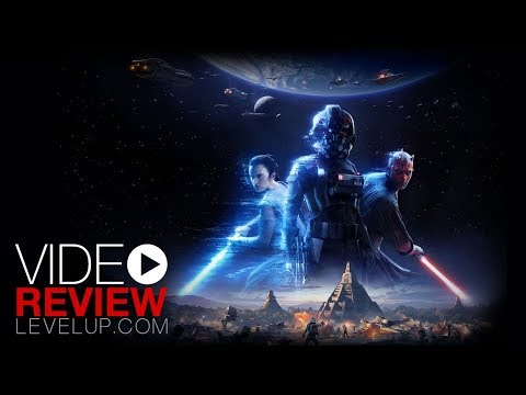Star Wars Battlefront II: VIDEO RESEÑA