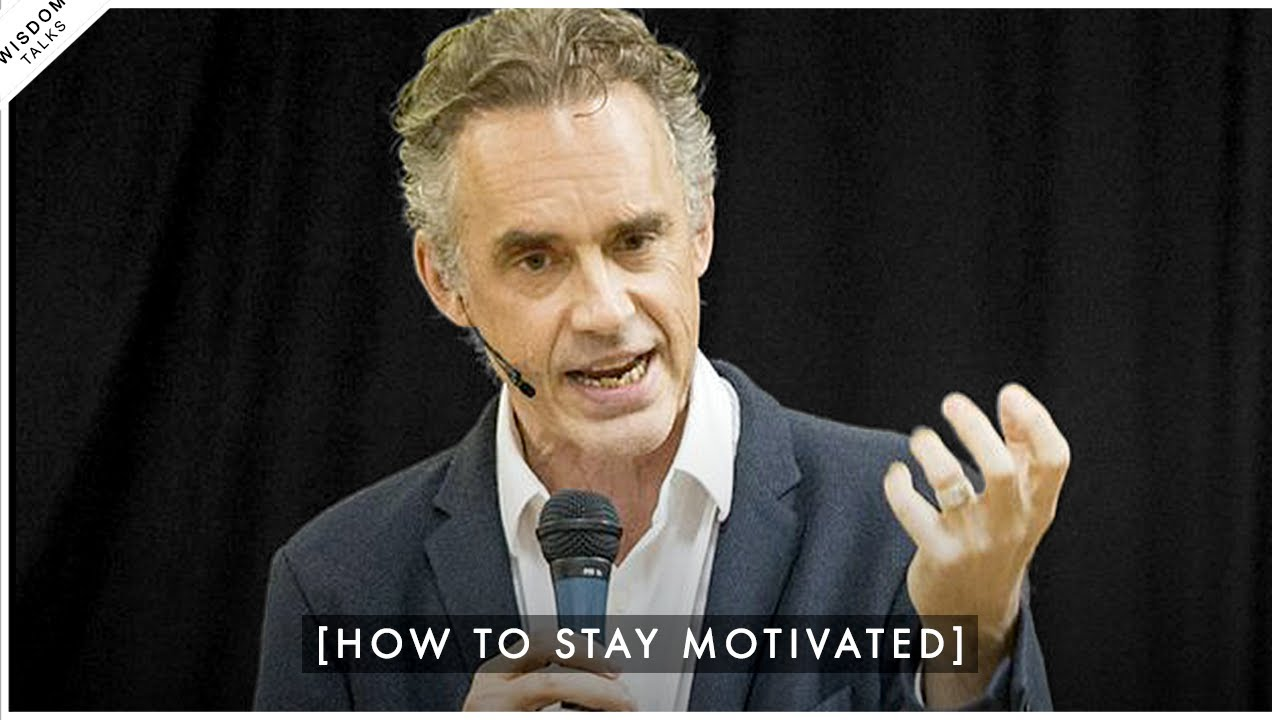 How To MOTIVATE Yourself To Transform Your LIFE - Jordan Peterson Motivation