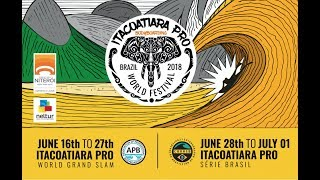 Itacoatiara Pro 2018 Day 1 - APB TOUR