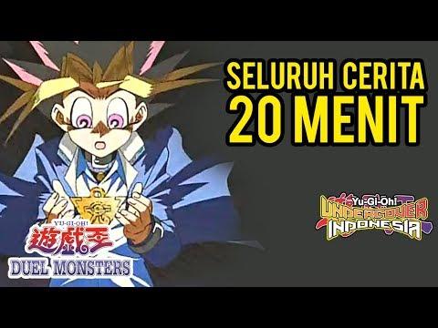 SELURUH ALUR CERITA YUGIOH DUEL MONSTERS HANYA 20 MENIT !!