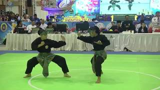 Download Video Pencak Silat Junior Word  Championship 2018 ( Ganda Putri Indonesia ) MP3 3GP MP4