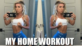 Starting over | 1,000 REP HOME HOME WORKOUT