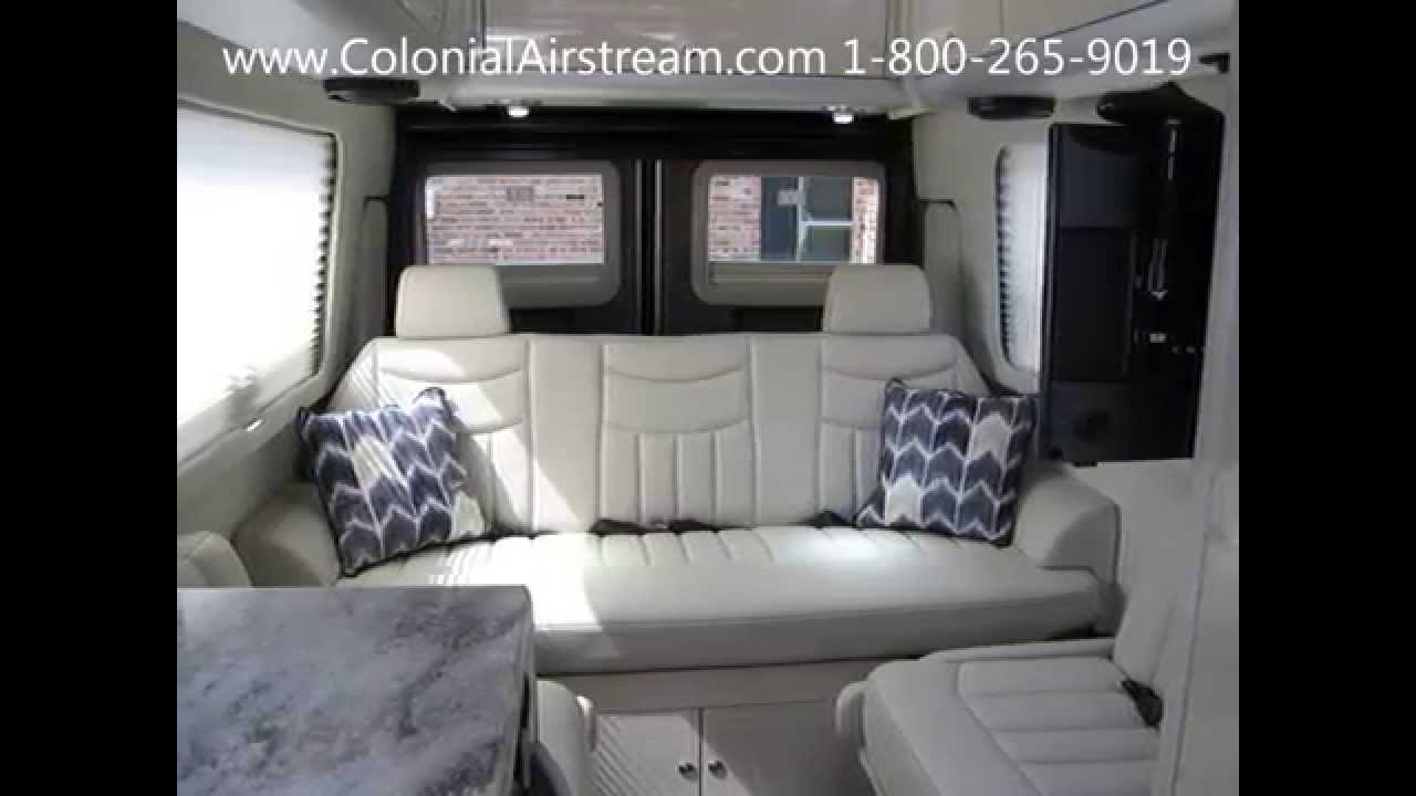 2015 Airstream Interstate 3500 24 Grand Tour Camping RV Van Conversion Mercedes Sprinter For Sale
