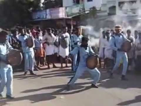 vadipatti drums mayee group 2014 n mangalam karupper temple