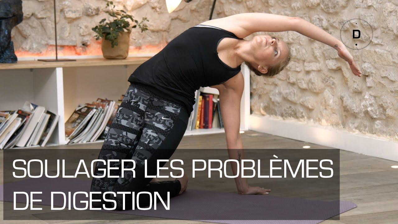 Yoga pour les troubles digestifs - Yoga Master Class
