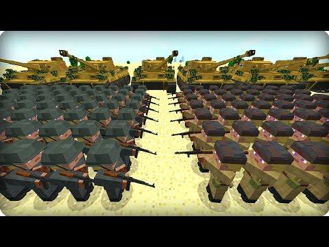 💣Вторая Мировая Война [ДЕНЬ 2] Call of duty в Майнкрафт! Война в Майнкрафт! - (Minecraft - Сериал)
