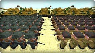 видео: Вторая Мировая Война [ДЕНЬ 2] Call of duty в Майнкрафт! Война в Майнкрафт! - (Minecraft - Сериал)