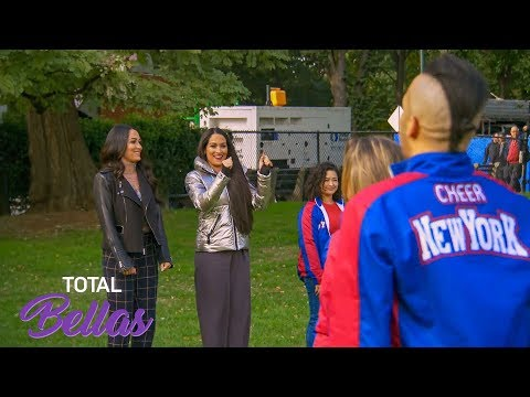 Nikki wants a pep rally (and Brie doesn't): Total Bellas Preview Clip, March 17, 2019