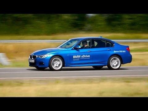 BMW 3-series М пакет - ТЕСТ-ДРАЙВ Александра Михельсона