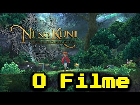 Ni No Kuni: Wrath Of The White Witch - O Filme Legendado PT-BR