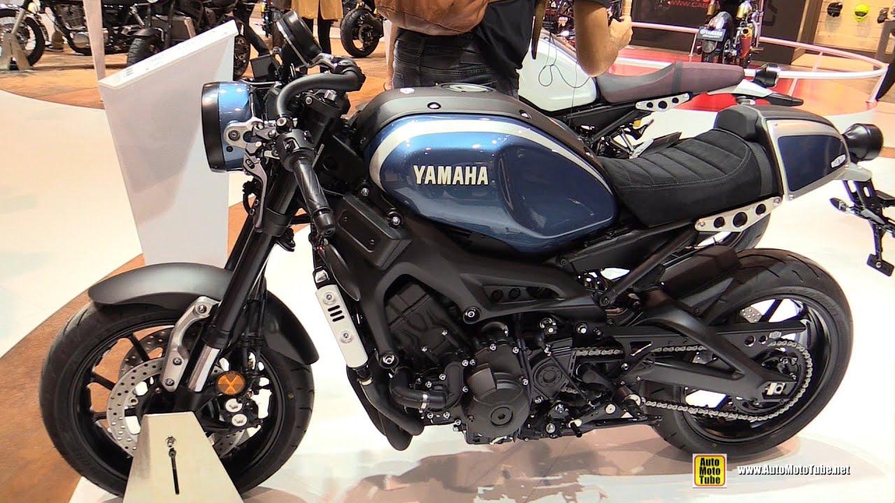2016 Yamaha XSR900 ABS