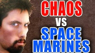 Space Marines vs Chaos Warhammer 40k Battle Report - Banter Batrep Ep 66