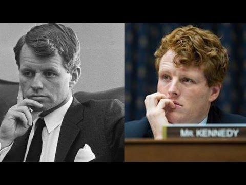 Is Joe Kennedy III going to run for President in 2020?