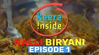 Keera Inside | Nalli Biryani | Episode 1 | MangoBaaz