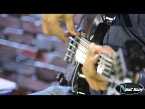 Music Man Stingray 5 HH, Stealth Black