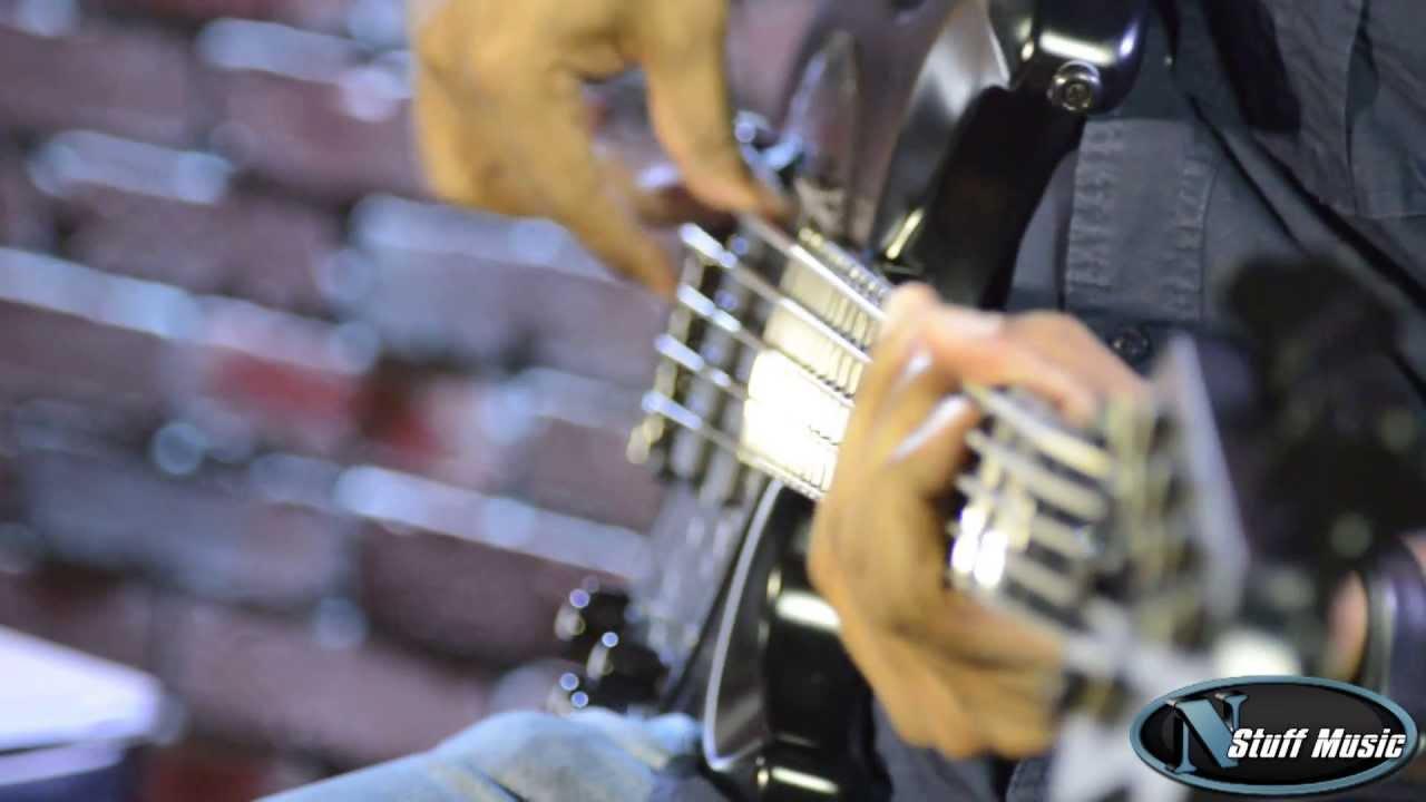 Music Man Stingray 5 Hh Stealth Black Youtube