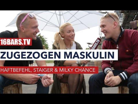 Zugezogen Maskulin über Staiger, Haftbefehl & Milky Chance (16BARS.TV)