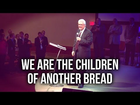 """We Are the Children of Another Bread"" - Brian Kinsey"