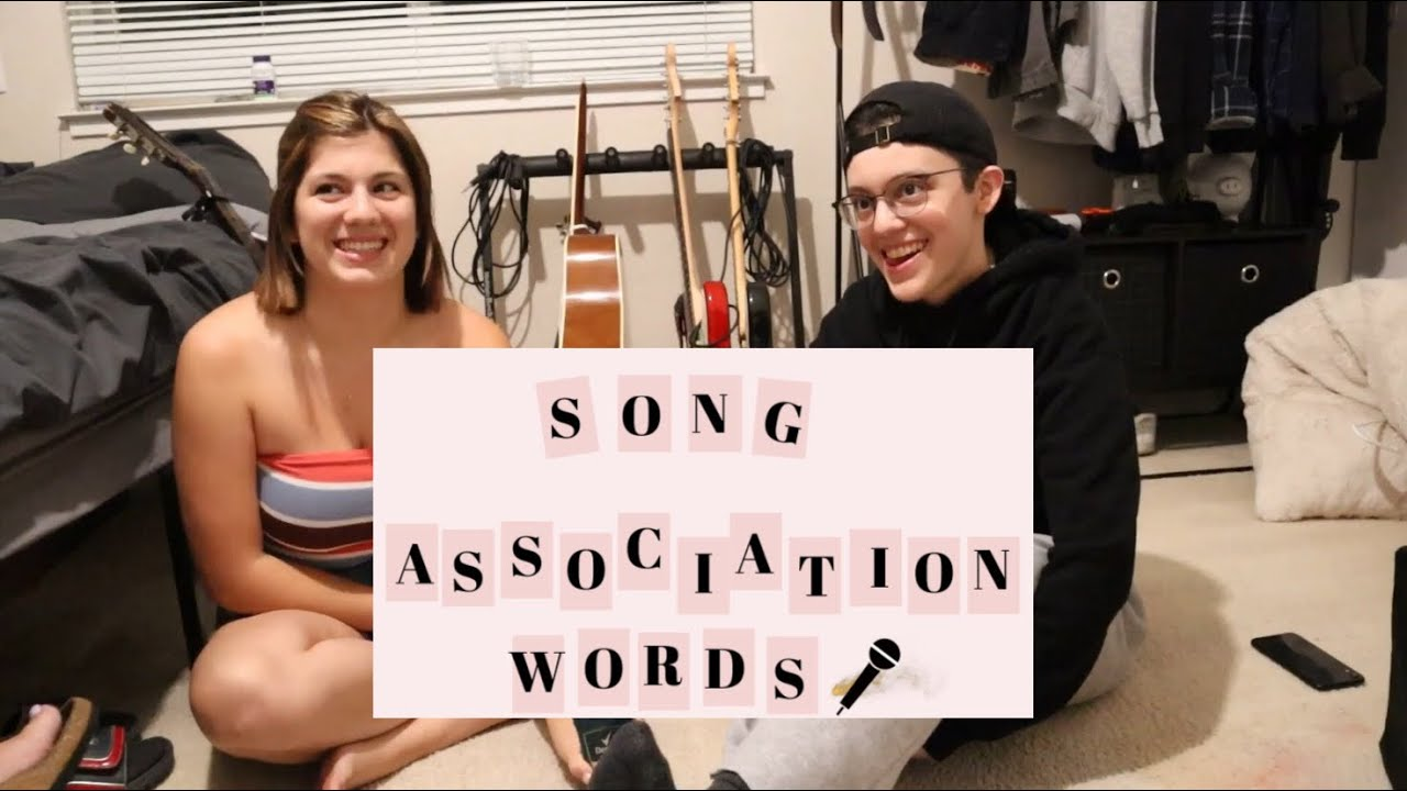 Song Association Game