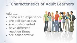 Course Adult education