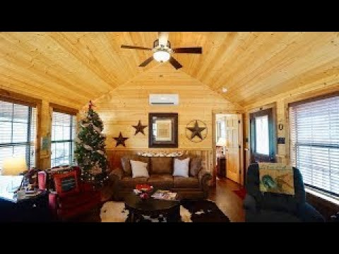 Ulrich Cabin Used As Vacation Rental Youtube