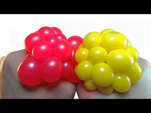 Thumbnail: DIY Squishy Stress Ball Out of Hair Gel by Izabela Stress