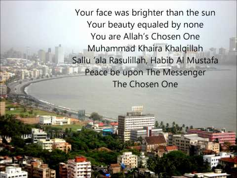 The Chosen One by Maher Zain lyrics