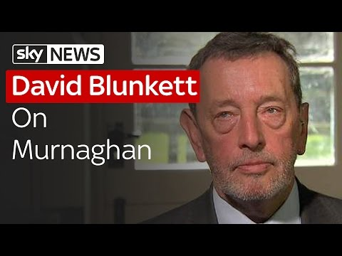 """Lord Blunkett: Corbyn Never """"Terrible Enthusiastic"""" About EU"""