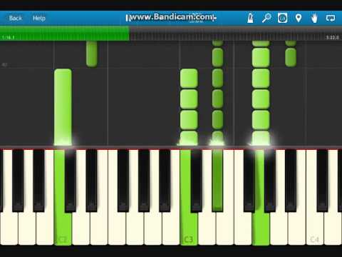 Ellie Goulding Your Song Piano Tutorial Youtube