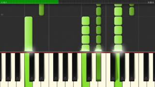 Ellie Goulding - Your Song Piano Tutorial