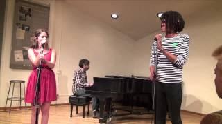 Molly Gordon & Owen Thiele. Crossroads Vocal Recital.