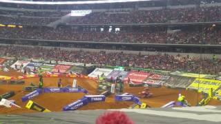 AMA Texas Supercross 2017 Arlington, Texas