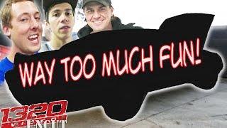 DEMOLITION Drag Cars w/ Cleetus & Boosted Boiz! thumbnail