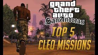 GTA San Andreas Top 5 Cleo Missions 2017