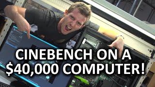 A $40,000 Quad CPU Computer HOLY $H!T Ep. 10