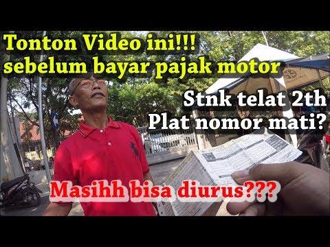 Perpanjang Stnk/tnkb/plat Lewat Calo | Mending Tonton Dulu