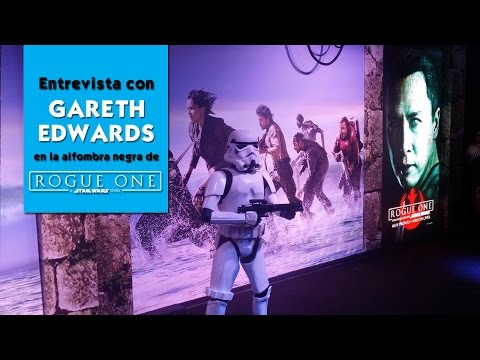 Entrevista: Gareth Edwards - Director Rogue One
