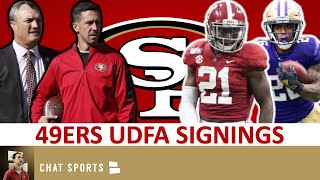 49ers UDFA Tracker: Here Are All The UDFAs The 49ers Signed After The 2020 NFL Draft